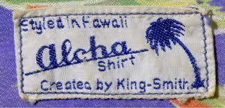 camisa hawiana autentica historia