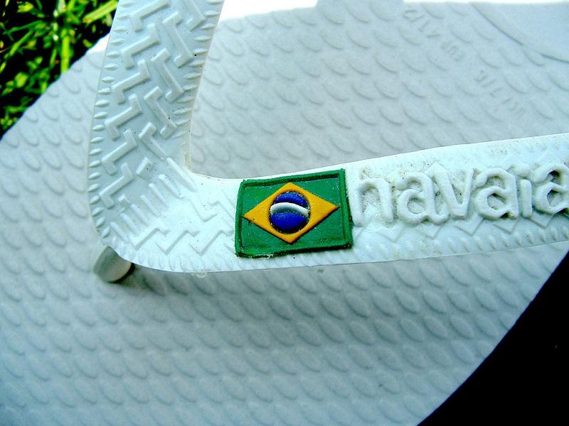 havaianas brasil blancas